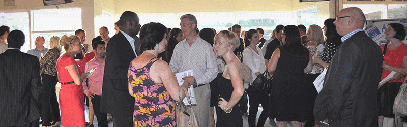 YEN Networking Event - Forsters Bistro and Deli - August 2014
