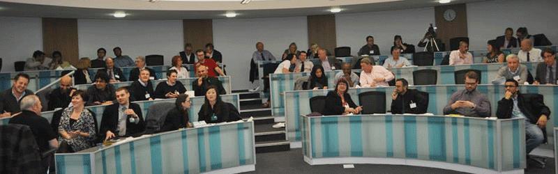 YEN Networking Event - Great Hall Bradford University - February 2014