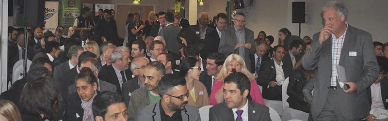 YEN Networking Event - Hope Park Business Centre - June 2014