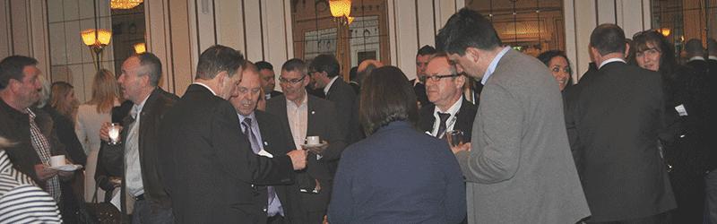 YEN Networking Event - Midland Hotel - March 2014