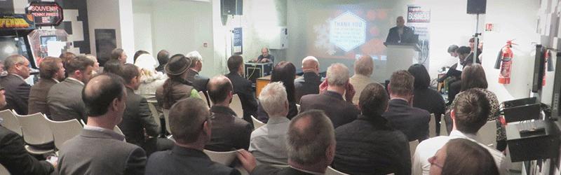 YEN Networking Event - National Media Museum - November 2014