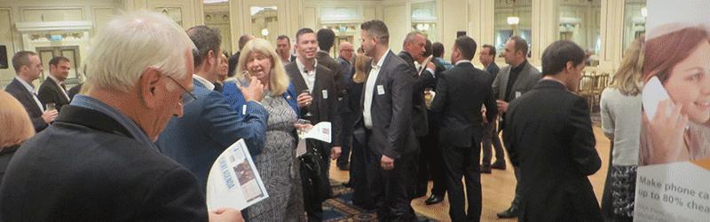 YEN Networking Event - Midland Hotel - October 2014