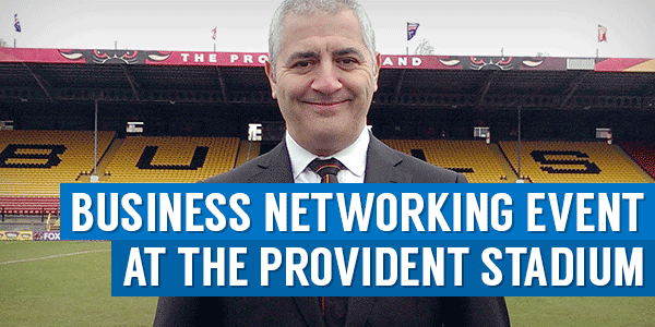 Business Networking Event At The Provident Stadium