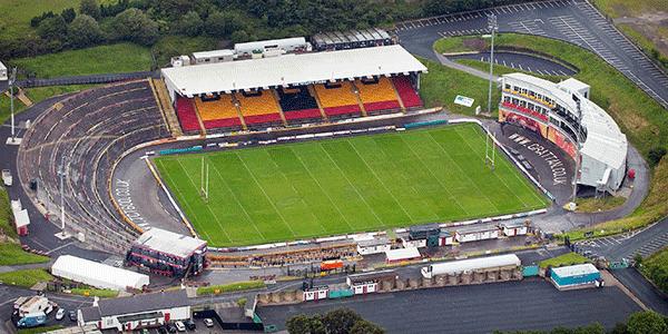 May 2015 | Bradford Bulls, The Provident Stadium
