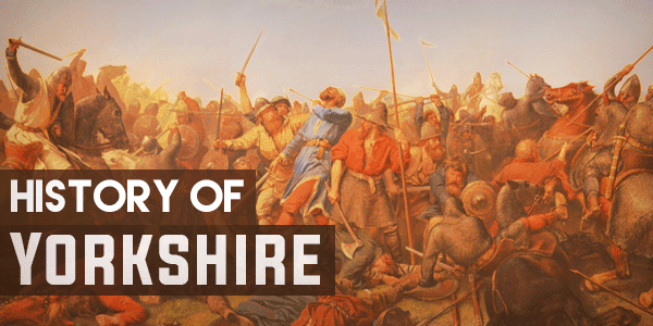 History Of Yorkshire