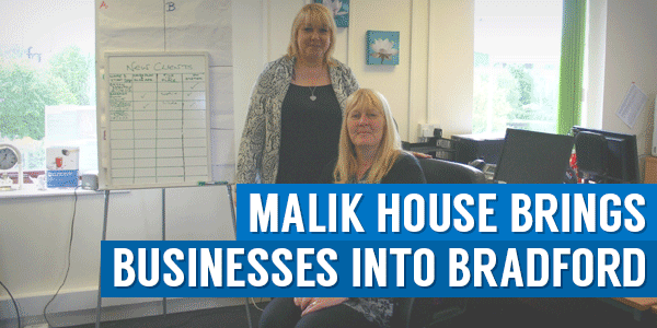 Malik House Brings Businesses Into Bradford