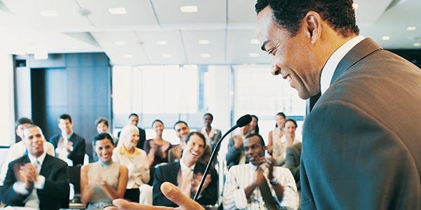 Five Tips For Killer Public Speaking