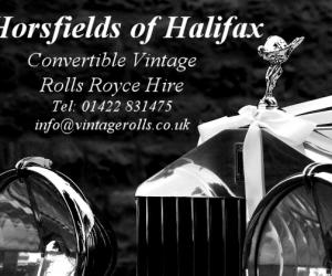 Horsfields Vintage Wedding Cars