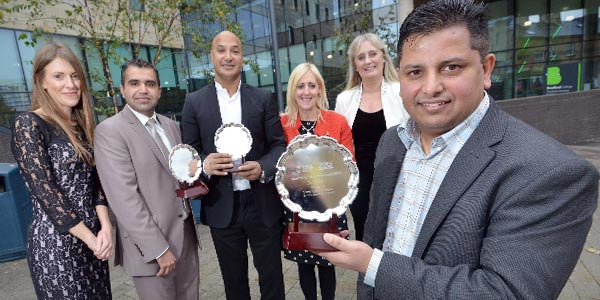 Bradford Business Conference Organisers Honour Curry Capital Record-breakers With Special Awards