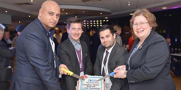 Business Network Celebrates Year Of Pushing City Forward