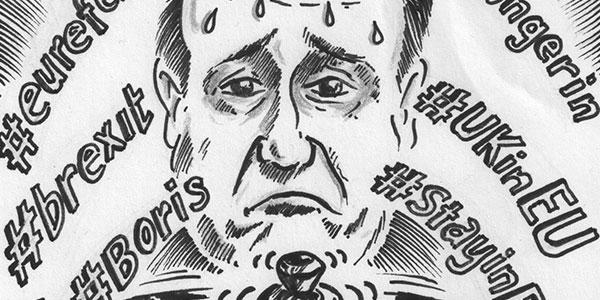 "Weekly Cartoon: ""Will Cameron's Gamble Return To Haunt Him?"""