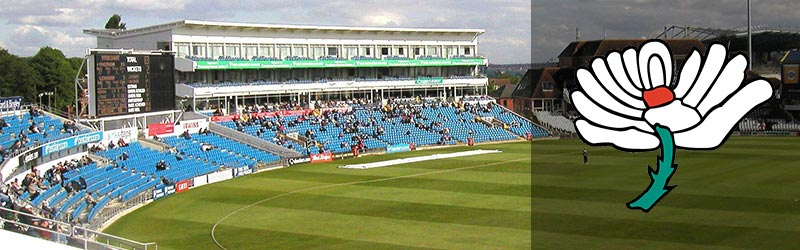 Sport in Yorkshire - Cricket
