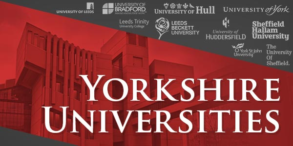 Top 10 Yorkshire Universities