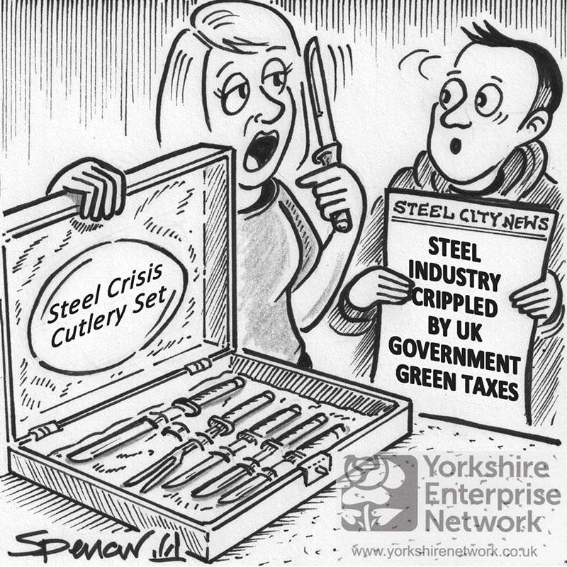 YEN Cartoon: This One's Got & 'Made In Westminster' Stamped All Over It!