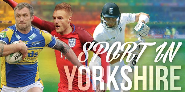 Sport in Yorkshire Music Video | Football, Cricket And Rugby League From Across The Region