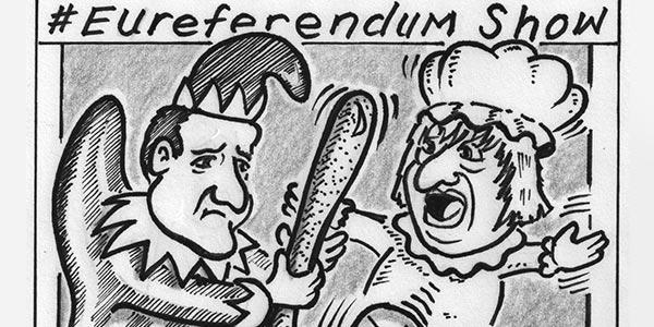 YEN Cartoon: The Great EU Referendum Swindle?