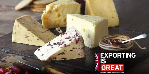 UKTi Blog - A Strong Appetite For Brand Britain's Food And Drink Exports