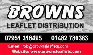 Browns Leaflet Distribution