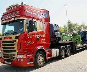 Mark Smithson Transport