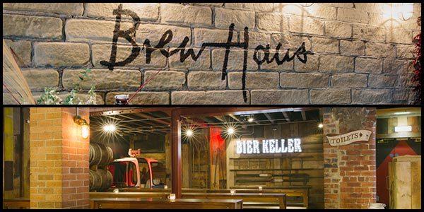 YEN Event - August 2016 - Brew Haus and BierKeller