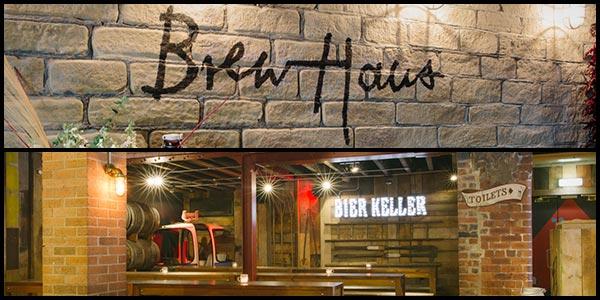 The Brew Haus and Stein Bierkeller | August 2016