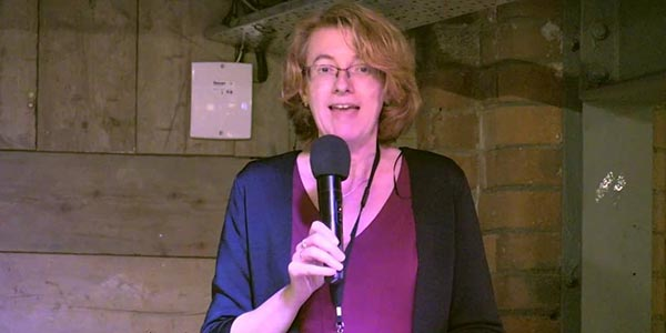 Bradford Council Leader Susan Hinchcliffe on Bradford's Future | August 2016 Event at The Brew Haus