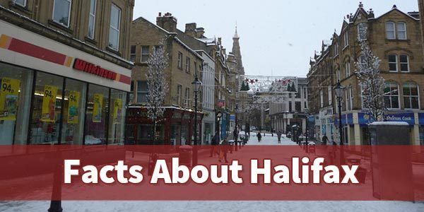 YEN Top 10 - Facts About Halifax
