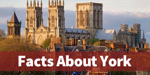 YEN Top 10 – Facts About York