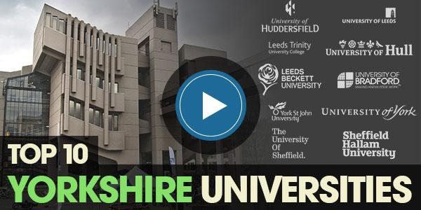 YEN Top 10: Yorkshire Universities (Video)