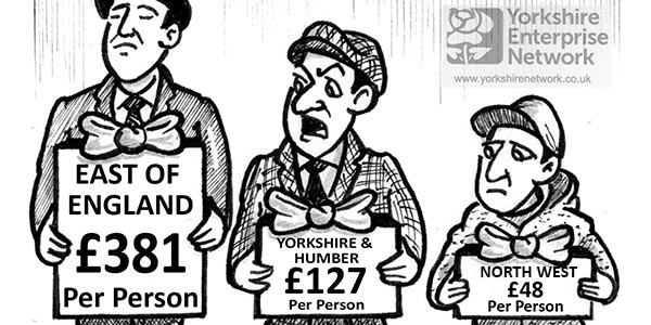 YEN Cartoon: Half Of All Flood Defence Money To Be Spent On London & Thames