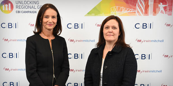 Irwin Mitchell Partners With CBI On Regional Growth Campaign