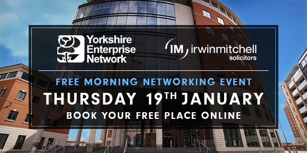 Leeds Breakfast Networking Event | January 19th 2017