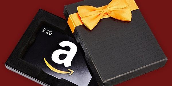 Win A £20 Amazon Gift Card