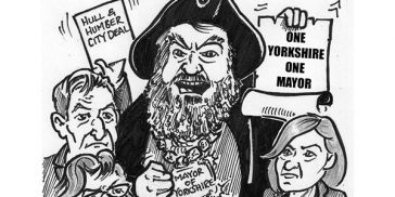 YEN Cartoon: One Yorkshire, One Mayor!