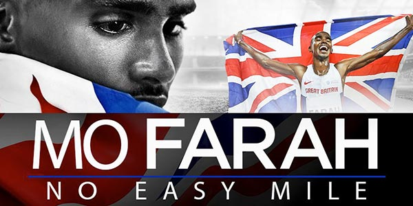Win A Copy Of 'Mo Farah: No Easy Mile' On DVD