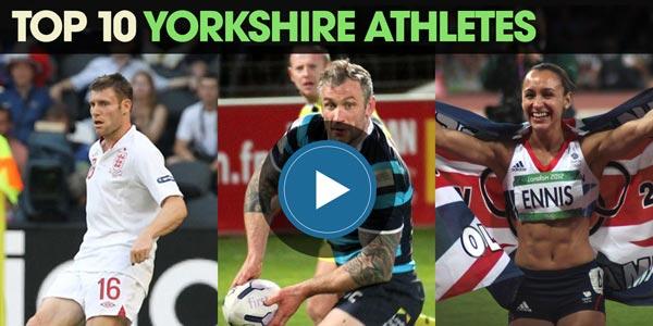 YEN Top 10: Yorkshire Athletes