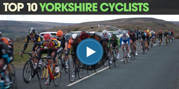 YEN Top 10: Yorkshire Cyclists