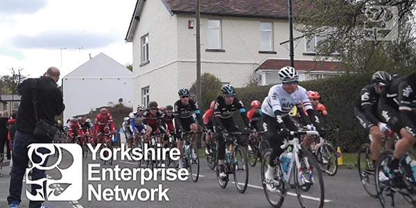 Tour de Yorkshire 2017 Roadshow Video