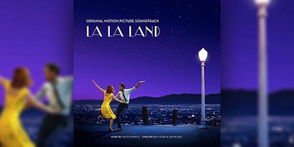 Win The 'La La Land' CD soundtrack