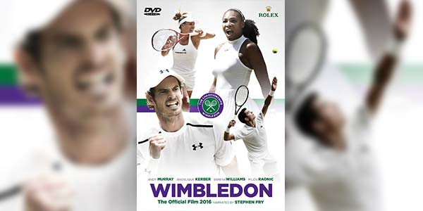 Win The 'Wimbledon: 2016 Official Film Review' DVD