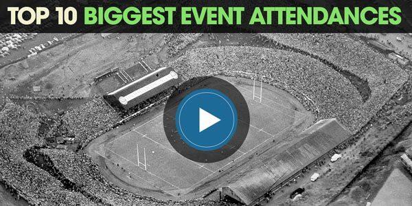 YEN Top 10: Biggest Yorkshire Event Attendances
