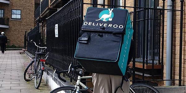 Tribunal To Determine Status Of Deliveroo Riders