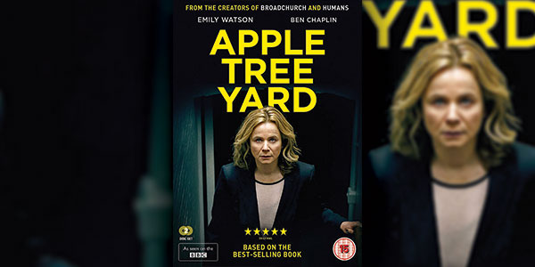 Win The 'Apple Tree Yard' Series on DVD