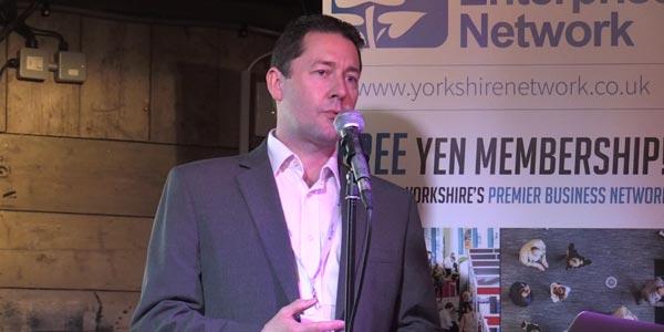 Ian Sharp Talks About The Digital Health Enterprise Zone