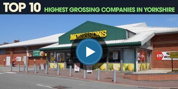 YEN Top 10: Highest Grossing Companies in Yorkshire
