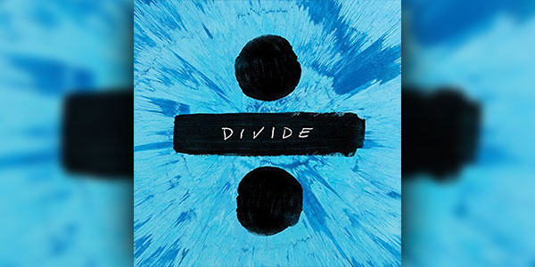 Win A Copy of Ed Sheeran's 'Divide' Album