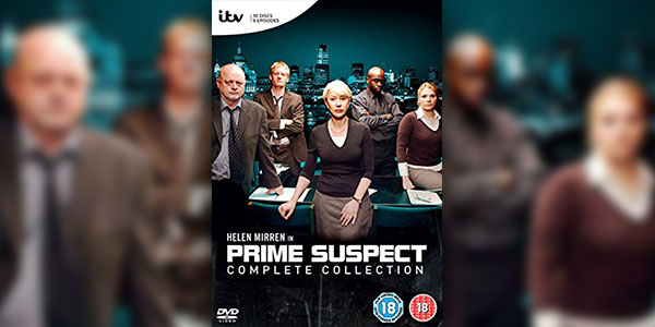 Win 'Prime Suspect: The Complete Collection' on DVD
