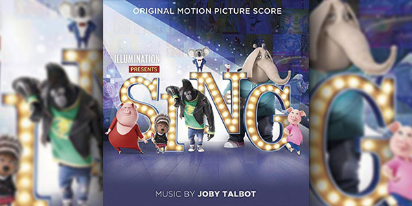 Win The 'Sing' CD Soundtrack