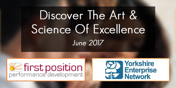 First Position Performance - Discover The Art & Science Of Excellence