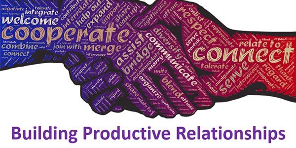How To Build Productive Relationships - Because Life Is Not A Solo Journey!